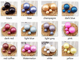 High quality and high bright pearl 17 kinds of color double side stud earrings for women plated silver earpins B1126 - Cerkos.com