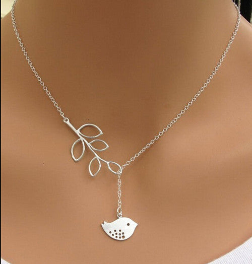 Hot Selling New Gold Silver Inifity Fish Pendants Necklaces For Women Jewelry Accessories - Cerkos  - 8
