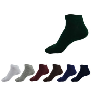 Wiggle Socks1 Pair Casual style Ventilation Socks Combed Cotton Sports Five Finger Short Socks Toe Socks - Cerkos  - 15