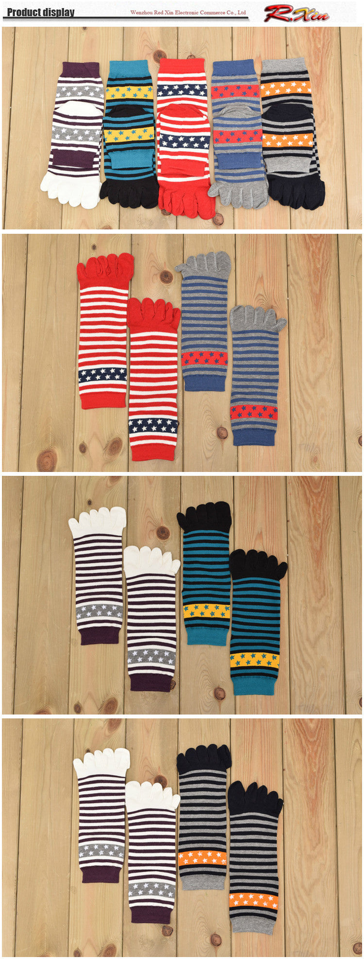 Wiggle Socks New Unisex Socks Cotton Meias Sports Five Finger Socks Toe Socks For EU 40-46 Calcetines Ankle Socls - Cerkos  - 6
