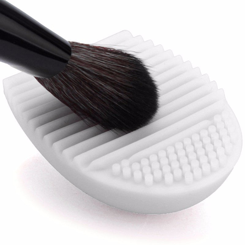 New Hot Selling Brushegg Silica Glove Makeup Washing Brush Scrubber Board Cosmetic Cleaning  Tools E10008 - Cerkos  - 10