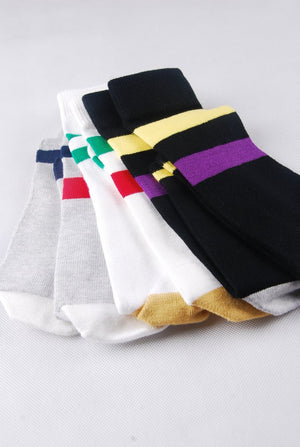 Wiggle Socks Fashionable design special price toe socks men's socks 100% cotton and sport style new coming socks - Cerkos  - 5