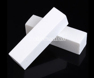 Free Shipping 2pcs/lot Nail Art Buffer Buffing Sanding Files Block Nail Tips Manicure - Cerkos.com