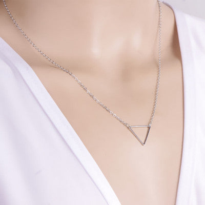 Hot sale !!! Fashion Casual Personality Infinity Cross Lariat Pendant Necklace - Cerkos  - 3