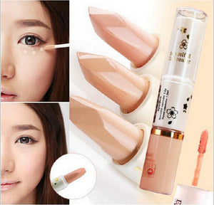 2015 New hot sale Foundation Hide Blemish Dark Circle Cream Concealer Stick Liquid Lipgloss camouflage contouring Concealer - Cerkos.com
