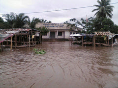 Flooding and mudslides hit the SAVA Region in Madagascar