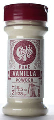 Pure Vanilla Powder, Bourbon Vanilla Powder, Vanilla Sugar, Starbucks powder, vanilla powder