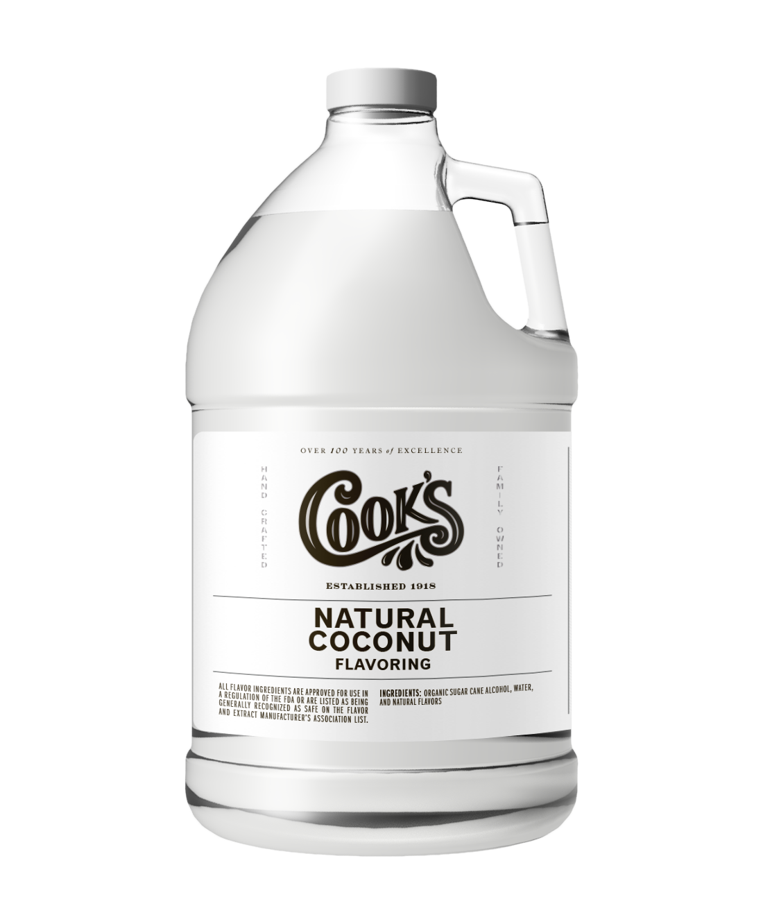 Coconut Flavoring (Natural) | Wholesale