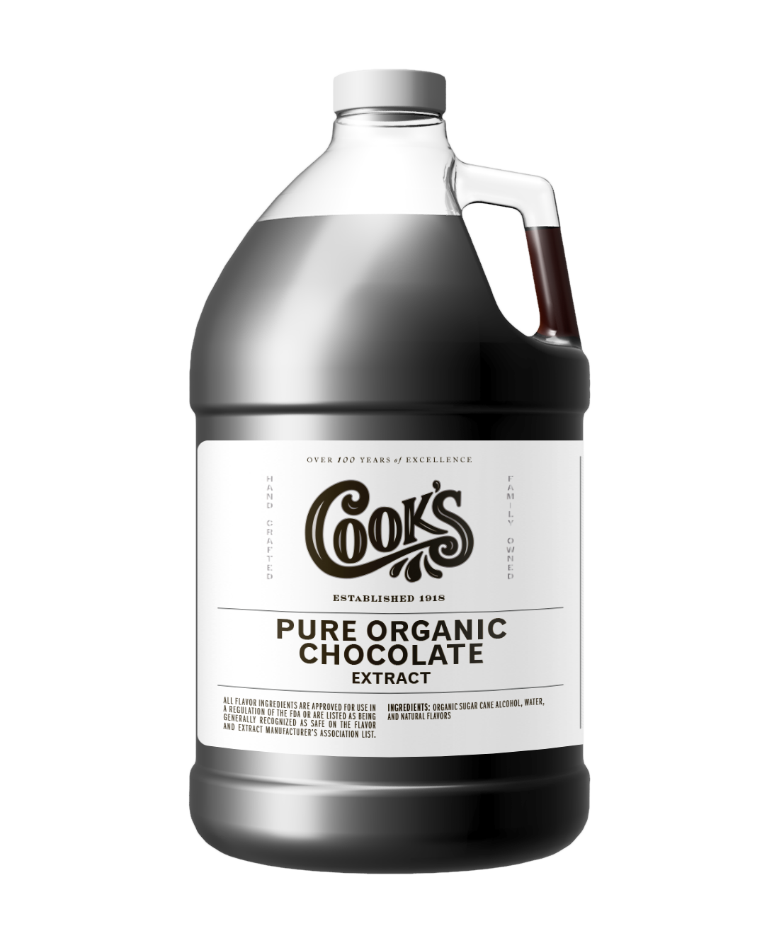 Organic Chocolate Extract (Pure) | Wholesale
