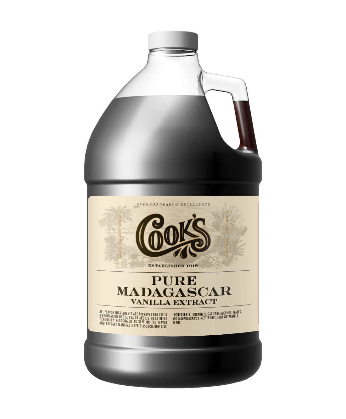 Choice Pure Madagascar Vanilla Extract | Wholesale