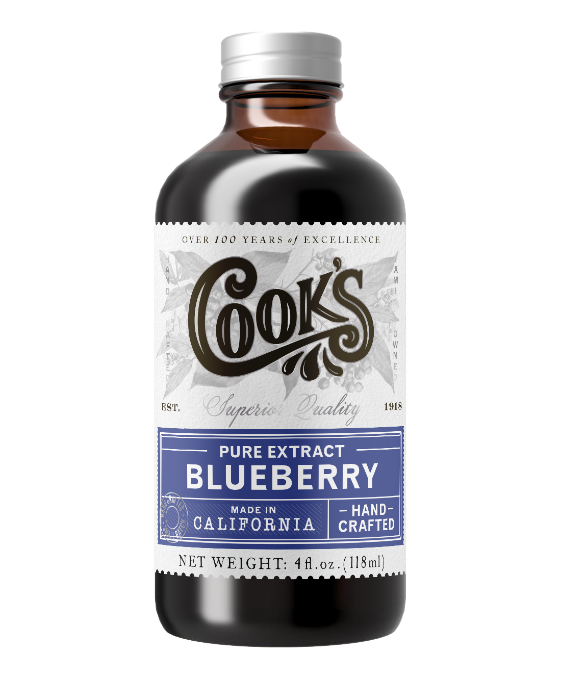 Blueberry Extract (Pure)