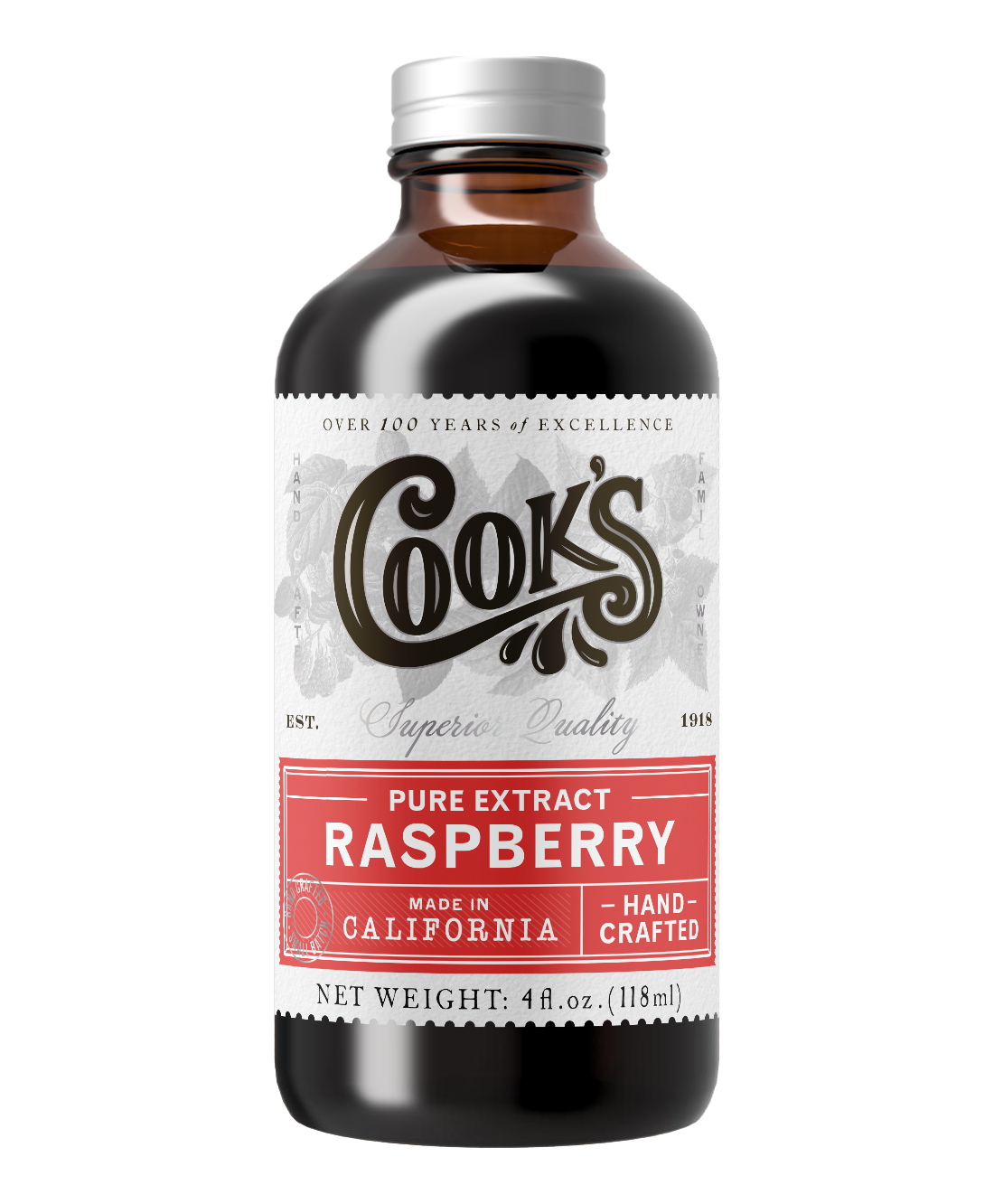 Red Raspberry Extract (Pure)