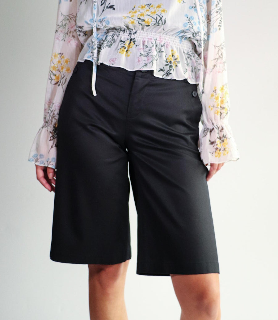 Kiln - Black Culottes - US 5