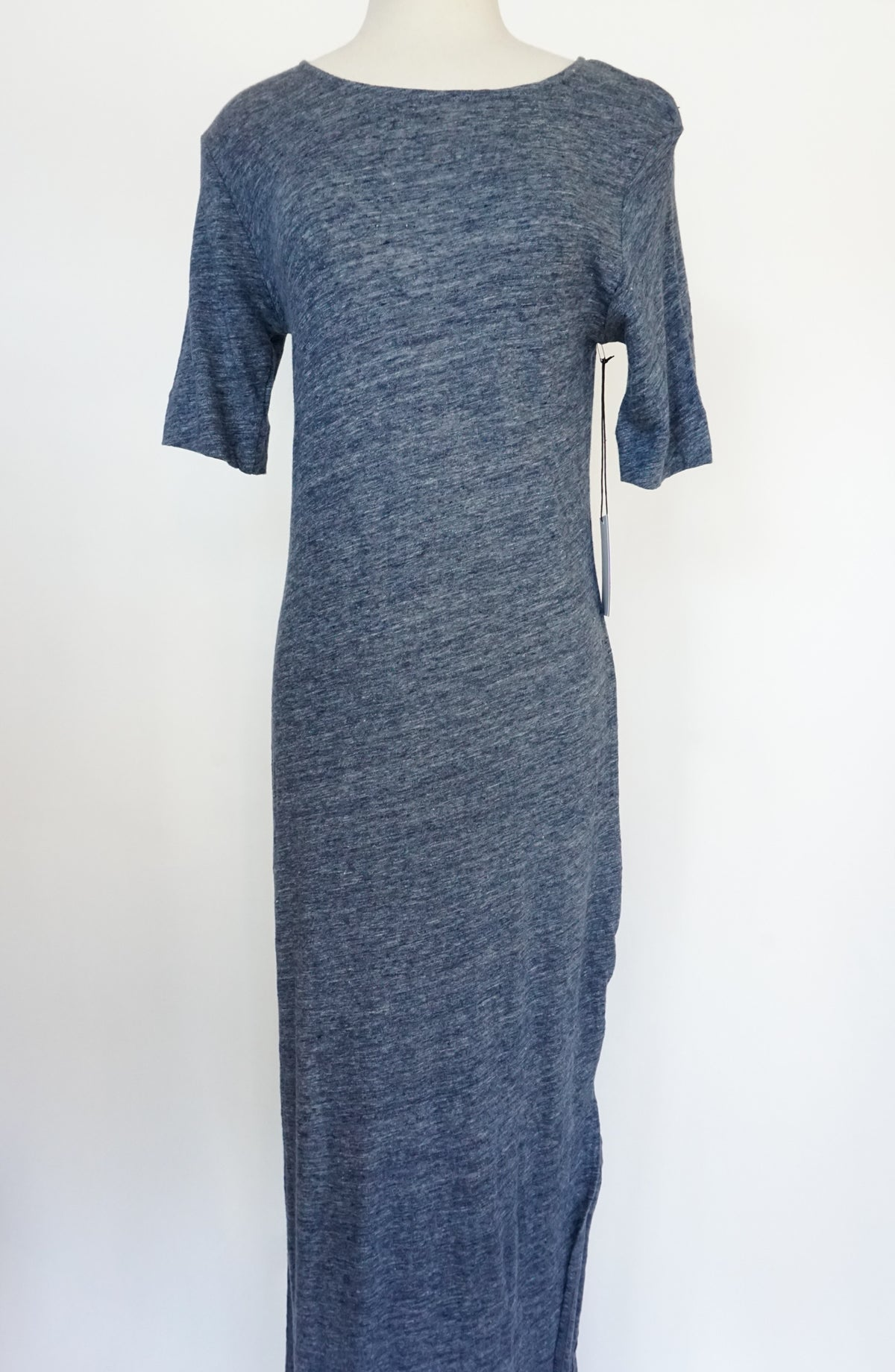 34ºN 118ºW - Blue Maxi Dress