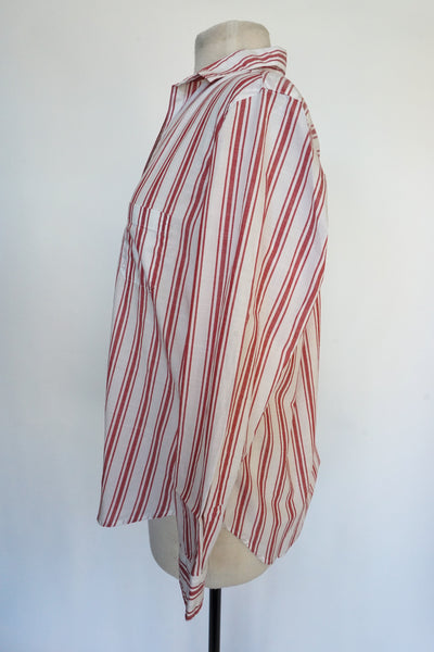 Grayson - Red Triple Stripes