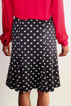 Exclusively Misook - Polka Dot Skirt - S