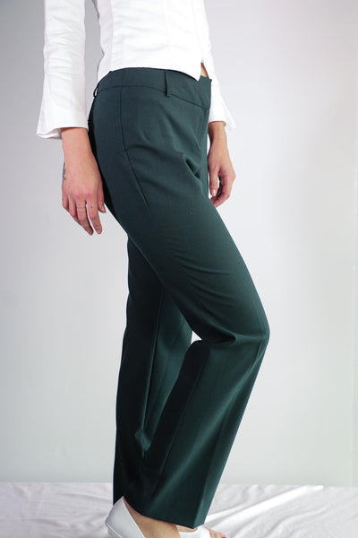 Worthington - Hunter Green Slacks - 4