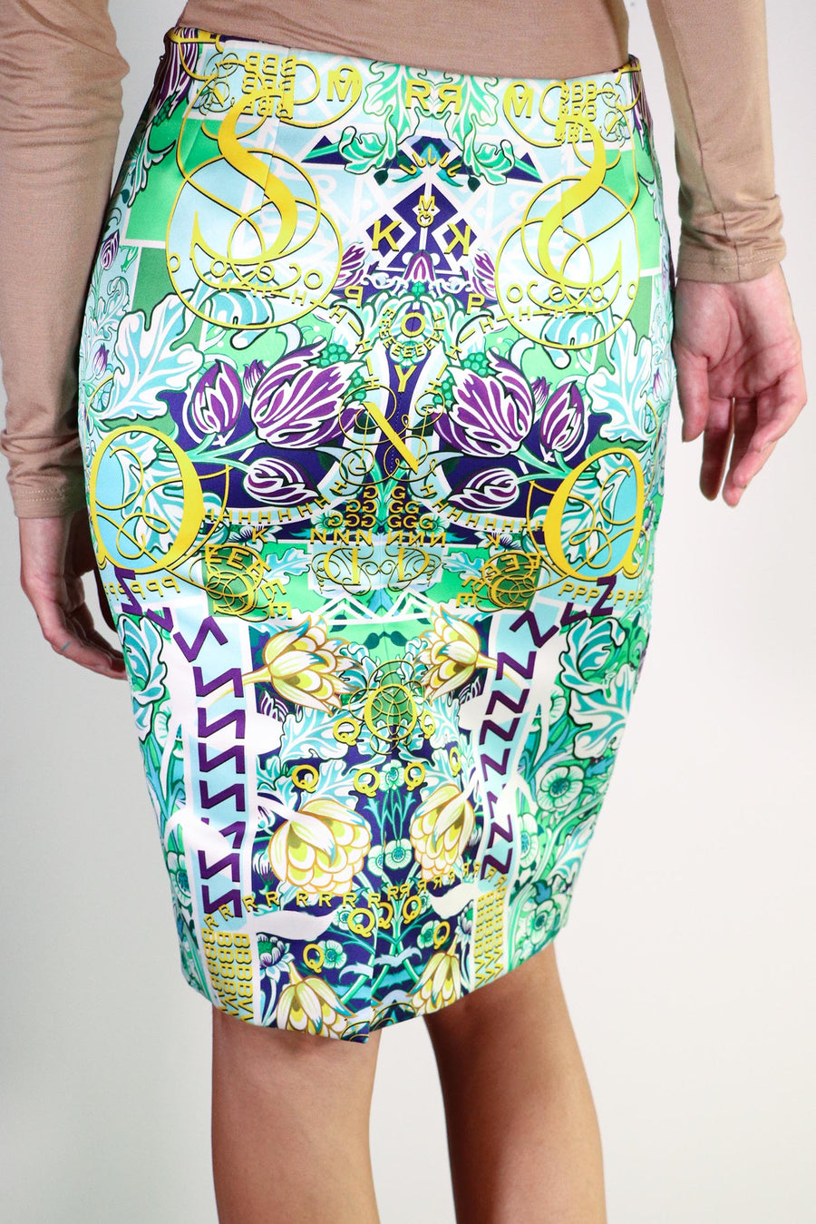 Mary Katrantzou - Digital Print Skirt - 6