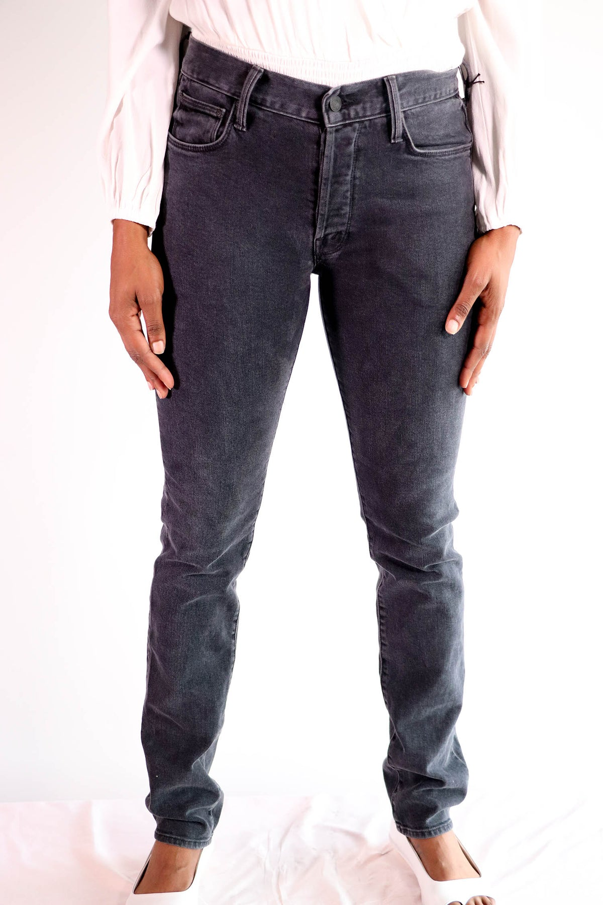 Mother - The Neat The Soul Taker Jeans