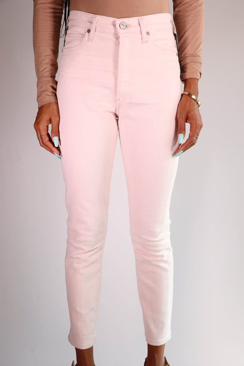 Citizen of Humanity - Olivia Crop High Rise Slim Jeans