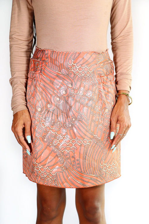 Marni - Abstract Print Skirt - 38