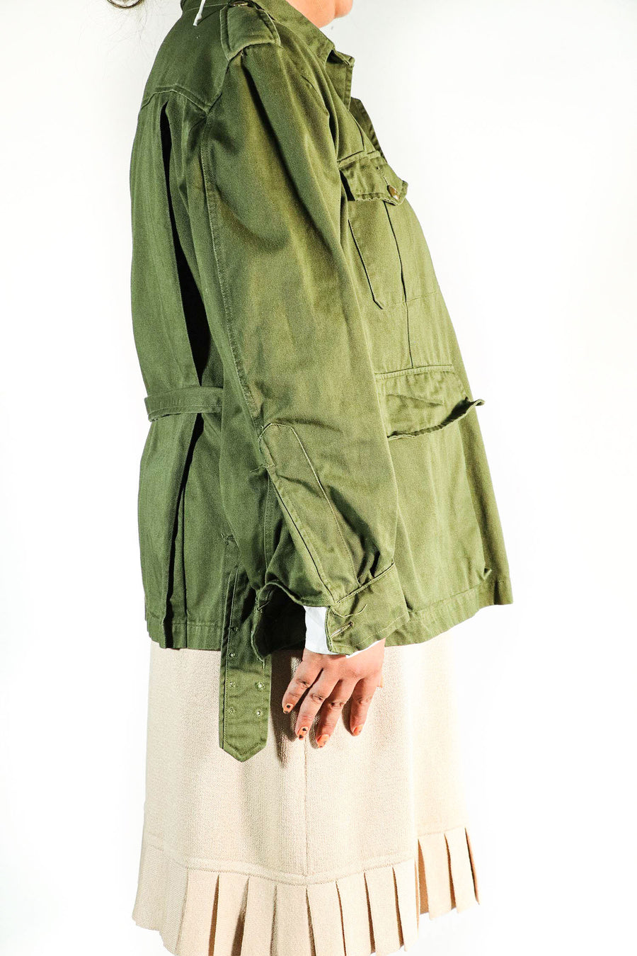 Miller & Gabbe Ltd. - Army Jacket - 6