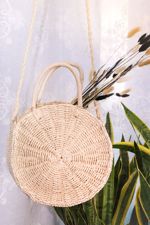 Nasty Gal - Another Round Woven Bag