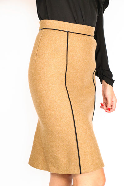Yves Saint Laurent - Wool Skirt - M