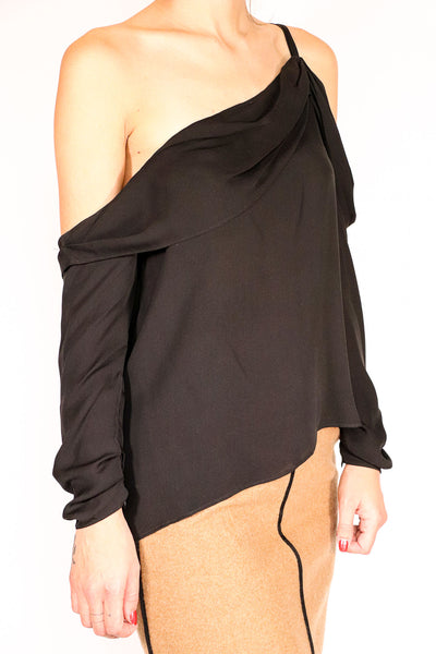 Joie - Off the Shoulder Blouse - S