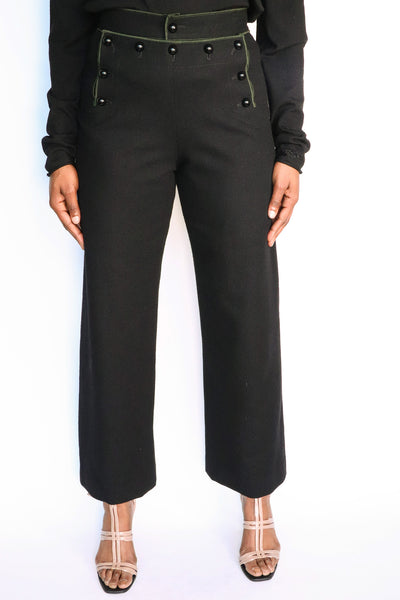 Marc Jacobs - Wool Flare Pant - 6