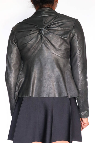ALLSAINTS - Hyde Leather Jacket - 8