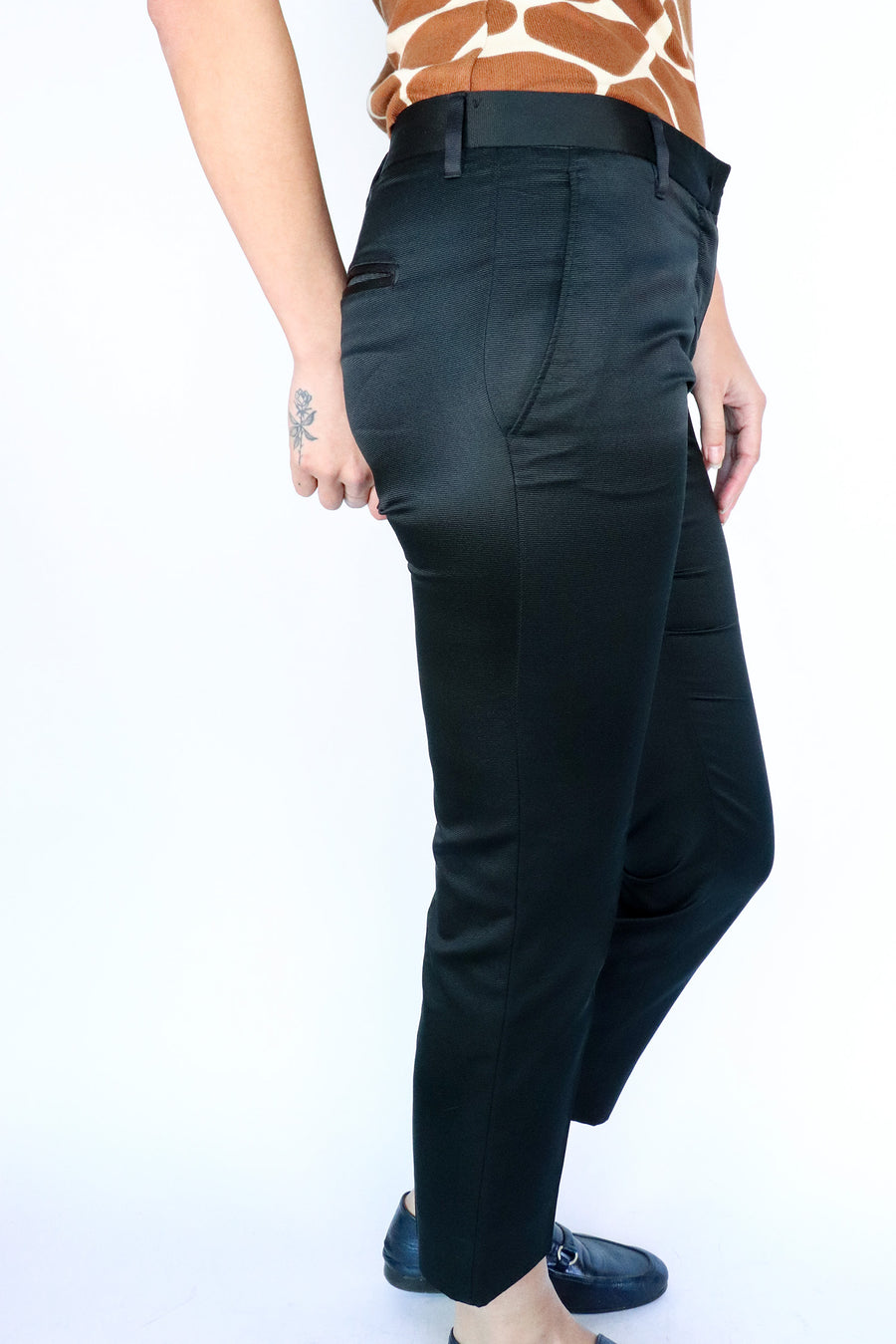 Miu Miu - Silk Dress Pants - 42