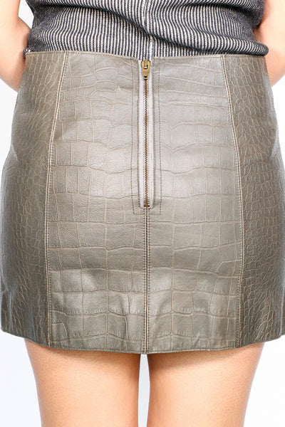 Alexander Wang - Leather Embossed Mini - 4