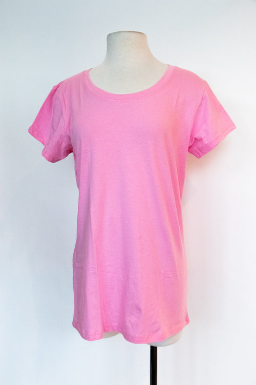 Wet Seal - Basic Tee - Pink