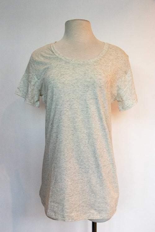 Wet Seal - Basic Tee - Oatmeal