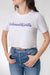 Womankind Boxy Cropped Tee