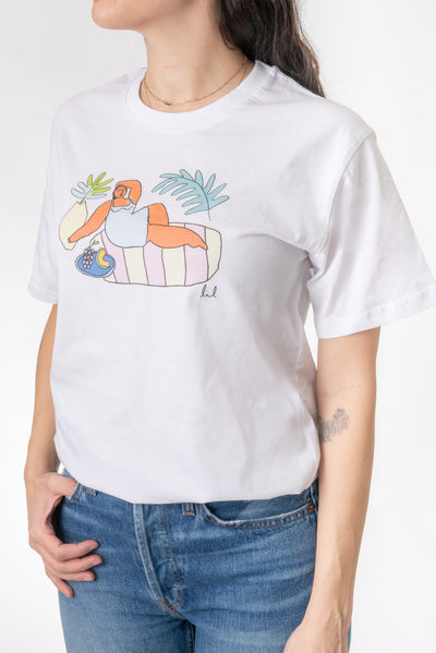 Lilian Martinez Basic Tee