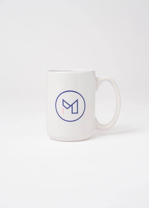 MADE by DWC Ceramic Logo Mug