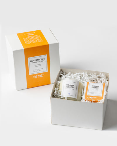 Golden State Candle & Soap Gift Sets Case Packs