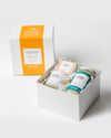 Golden State Gift Set - Candle, Soap + Bath Salt