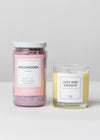 Golden State Candle & Bath Salt Gift Sets