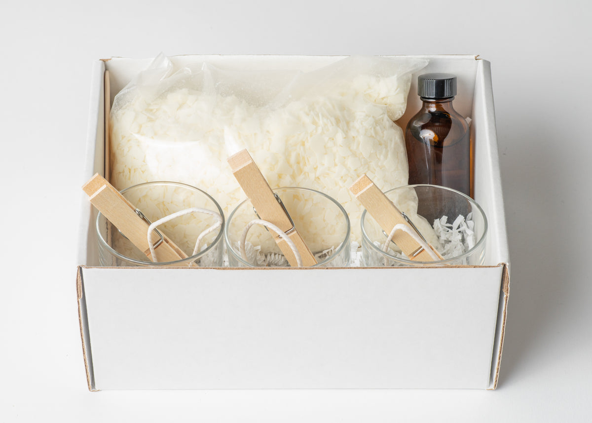 Create-A-Candle Case Packs