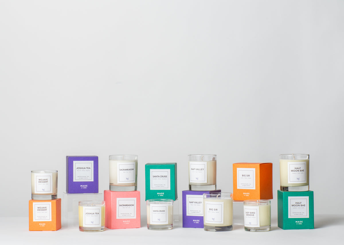10oz Candle Case Packs