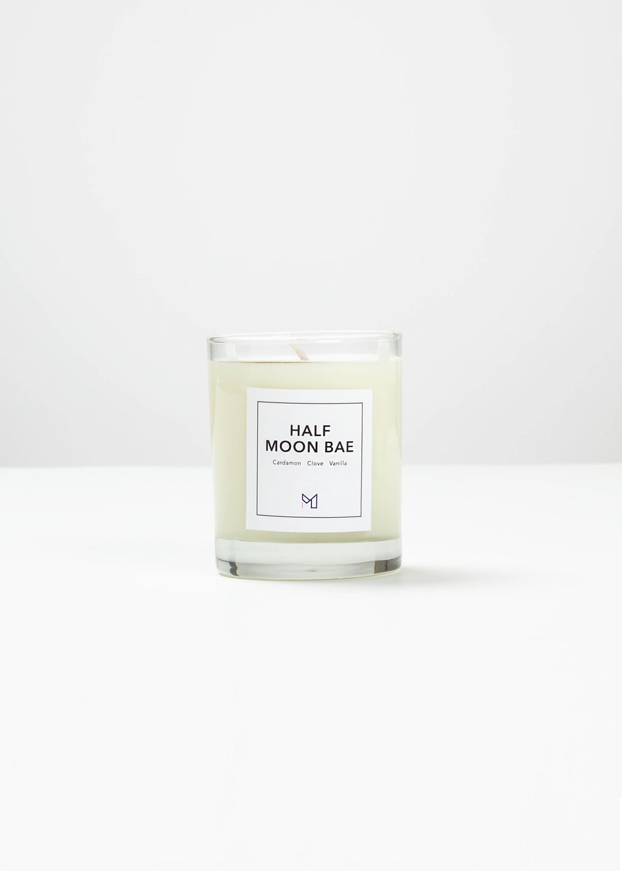 Half Moon Bae Candle