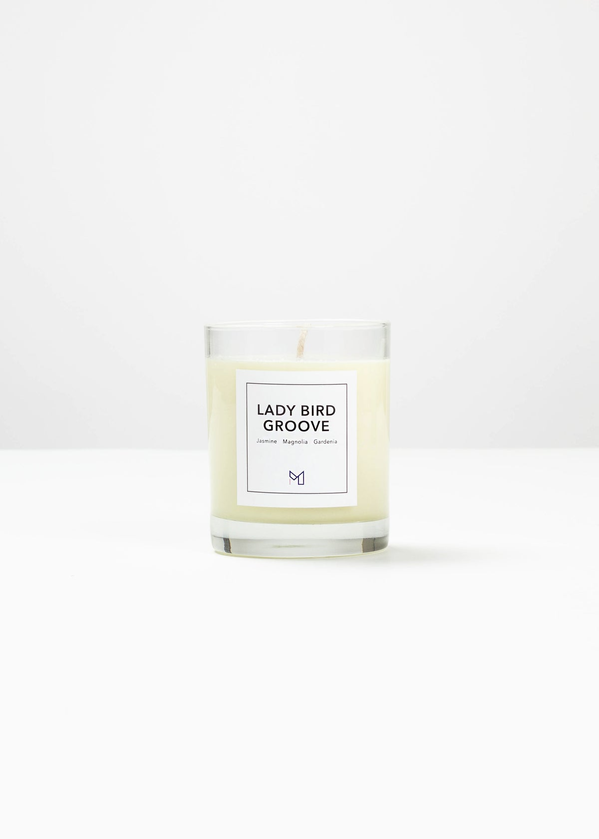 Corporate Gift -  Lady Bird Groove Candle