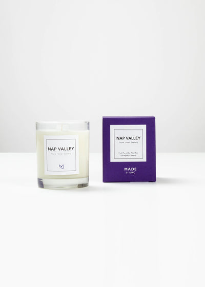 Corporate Gift -  Nap Valley Candle