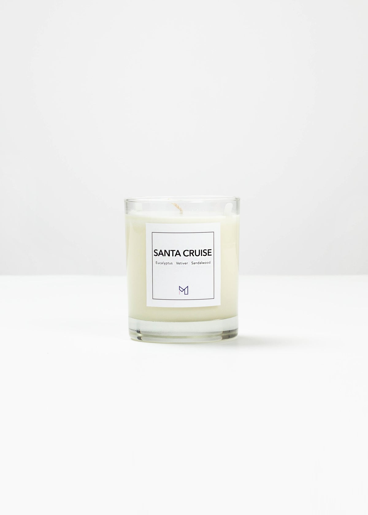Corporate Gift - Santa Cruise Candle