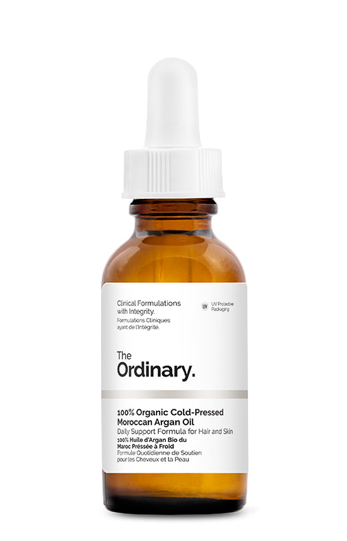 100% Organic Cold-Pressed Moroccan Argan Oil 30ml