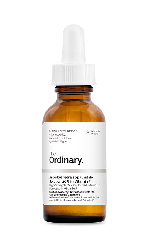Ascorbyl Tetraisopalmitate 20% in Vitamin F 30ml