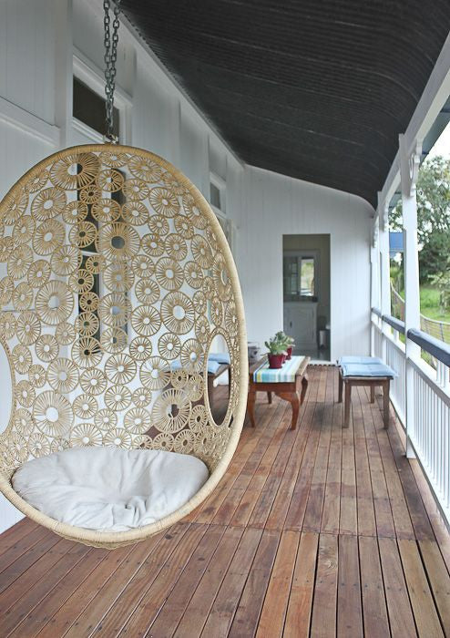 5 insanely awesome hanging chair ideas
